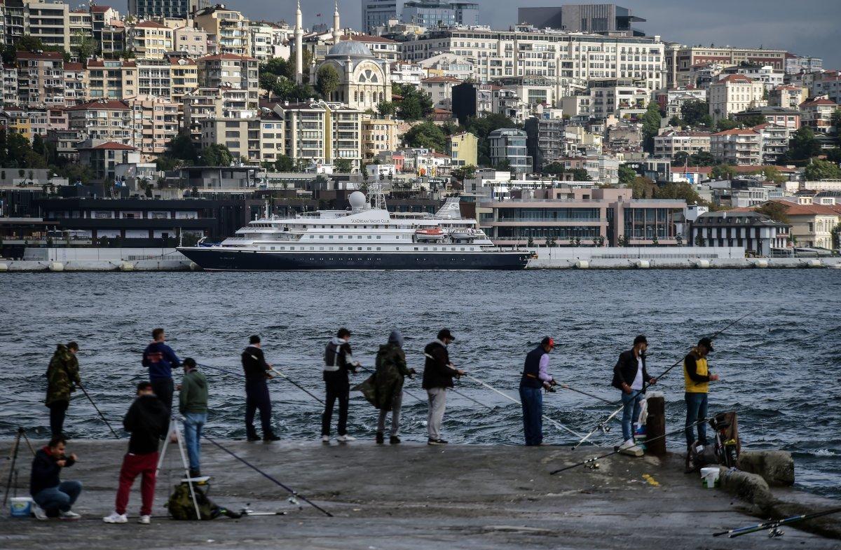 Galataport İstanbul ilk yolcu gemisi ağırlıyor #4