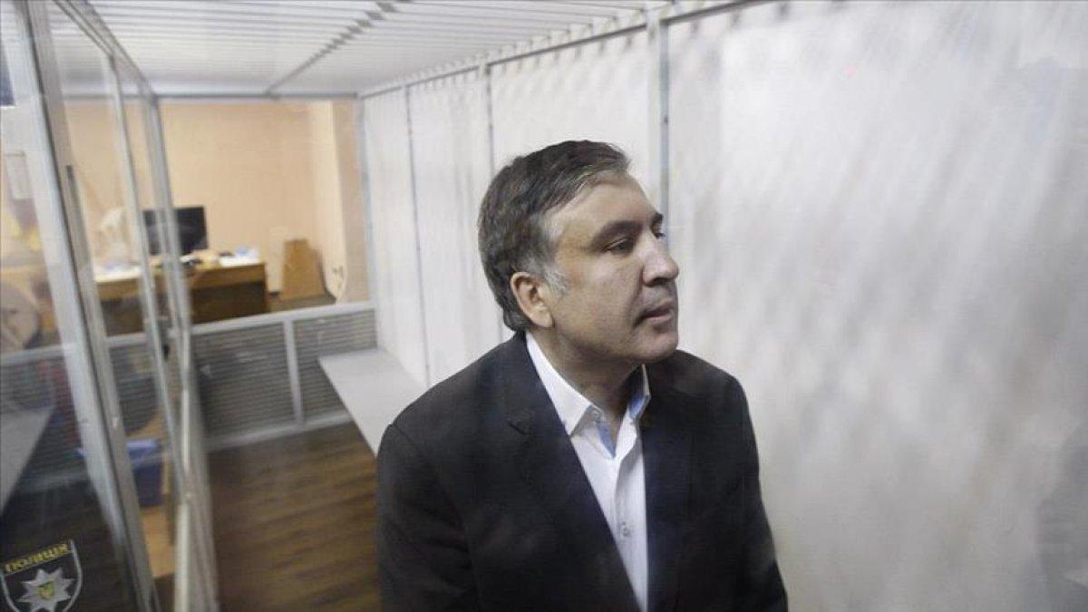 Gürcistan ın eski Cumhurbaşkanı Mihail Saakaşvili gözaltına alındı #3