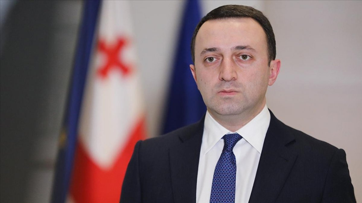 Gürcistan ın eski Cumhurbaşkanı Mihail Saakaşvili gözaltına alındı #1