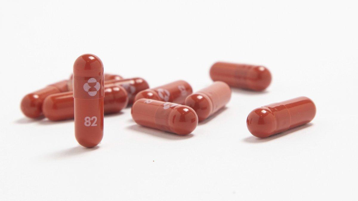 ABD'li şirket: Korona ilacımız ölüm riskini yüzde 50 azaltıyor #1