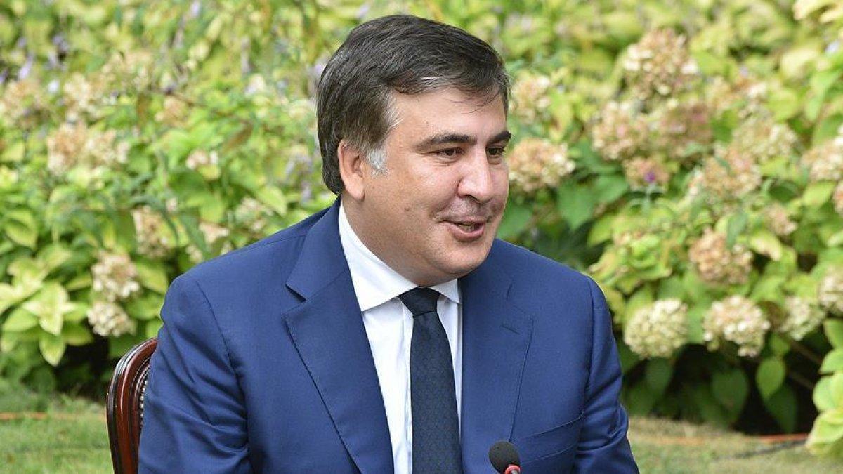 Mihail Saakaşvili Gürcistan da gözaltına alındı #1