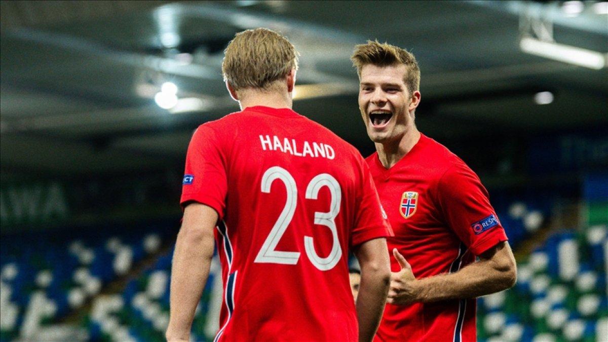 Erling Haaland, Norveç Milli Takımı kadrosundan çıkarıldı #2