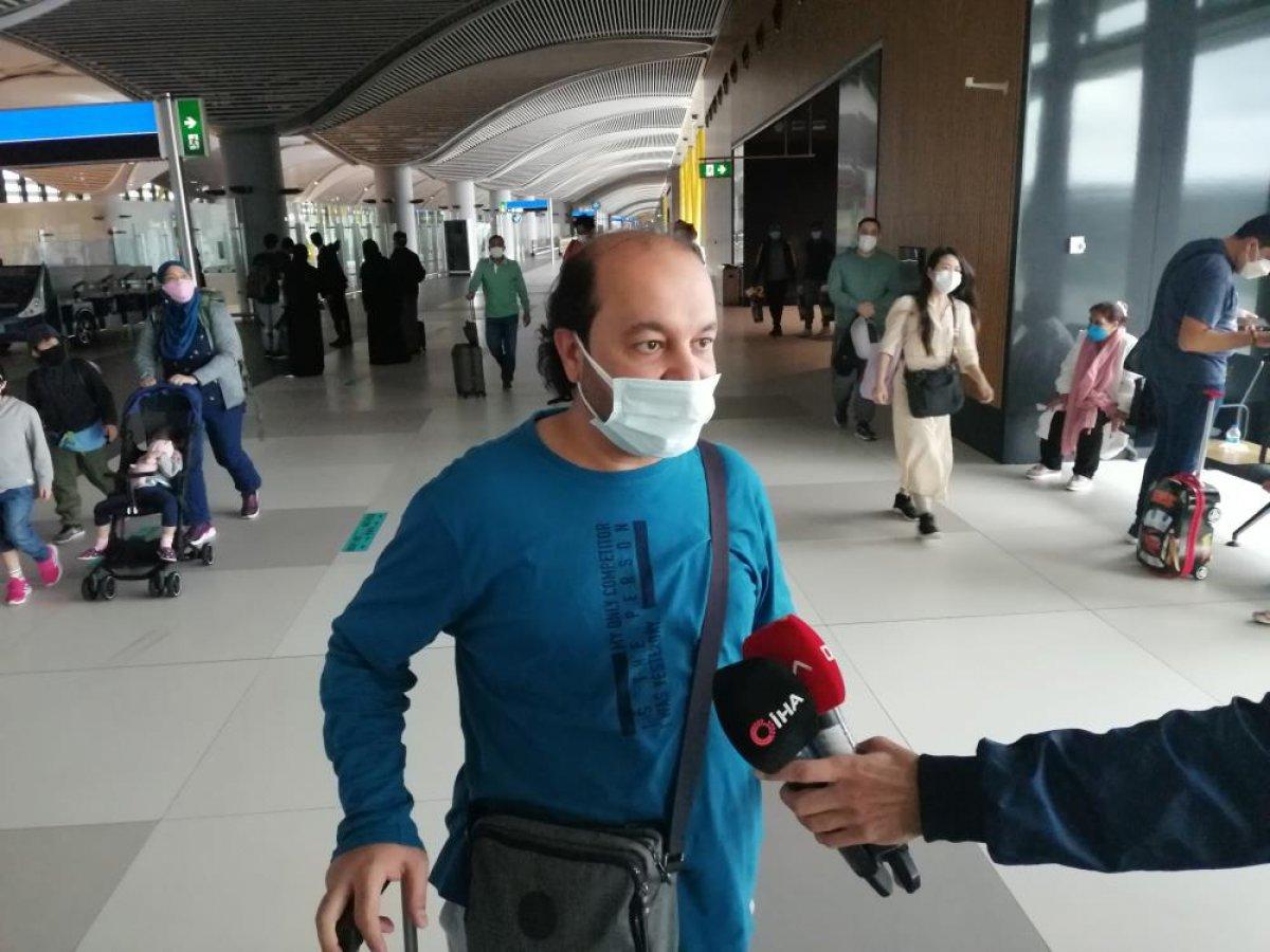 Dünyanın en büyük uçağından İstanbul a ilk sefer #6