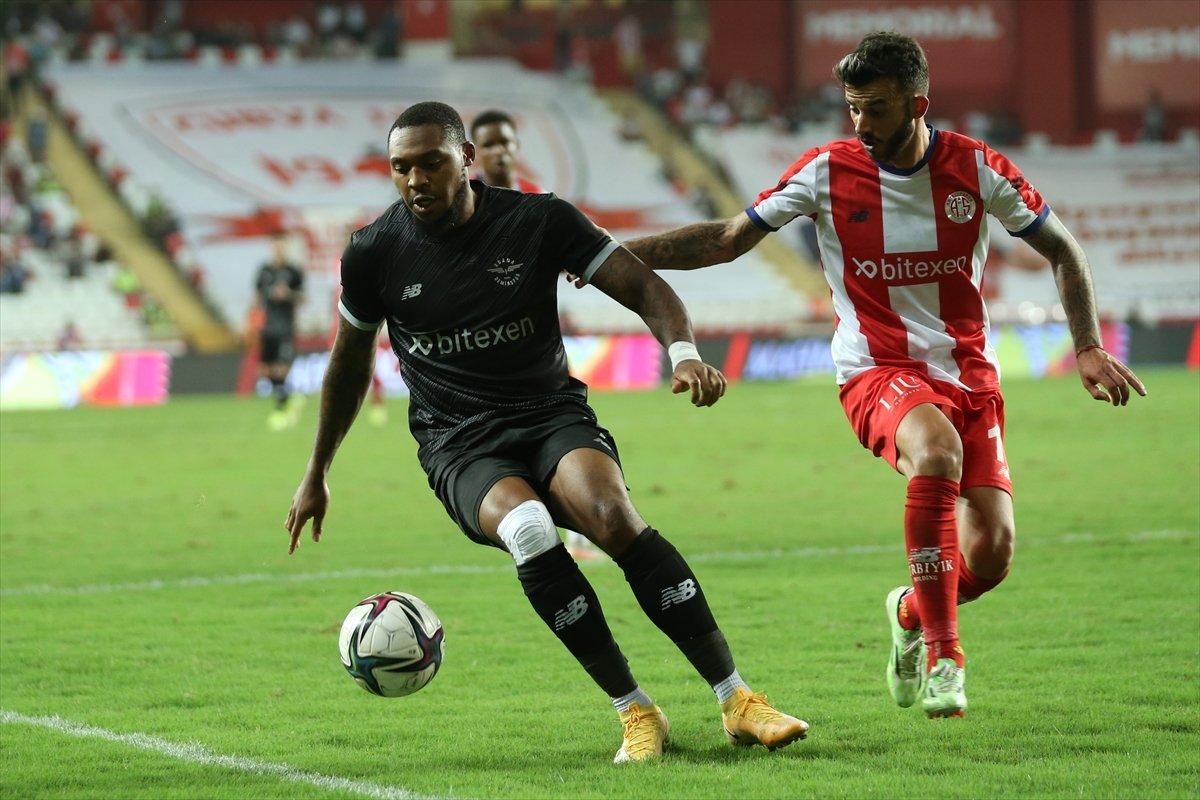 Adana Demirspor deplasmanda Antalyaspor u 1-2 yendi #1