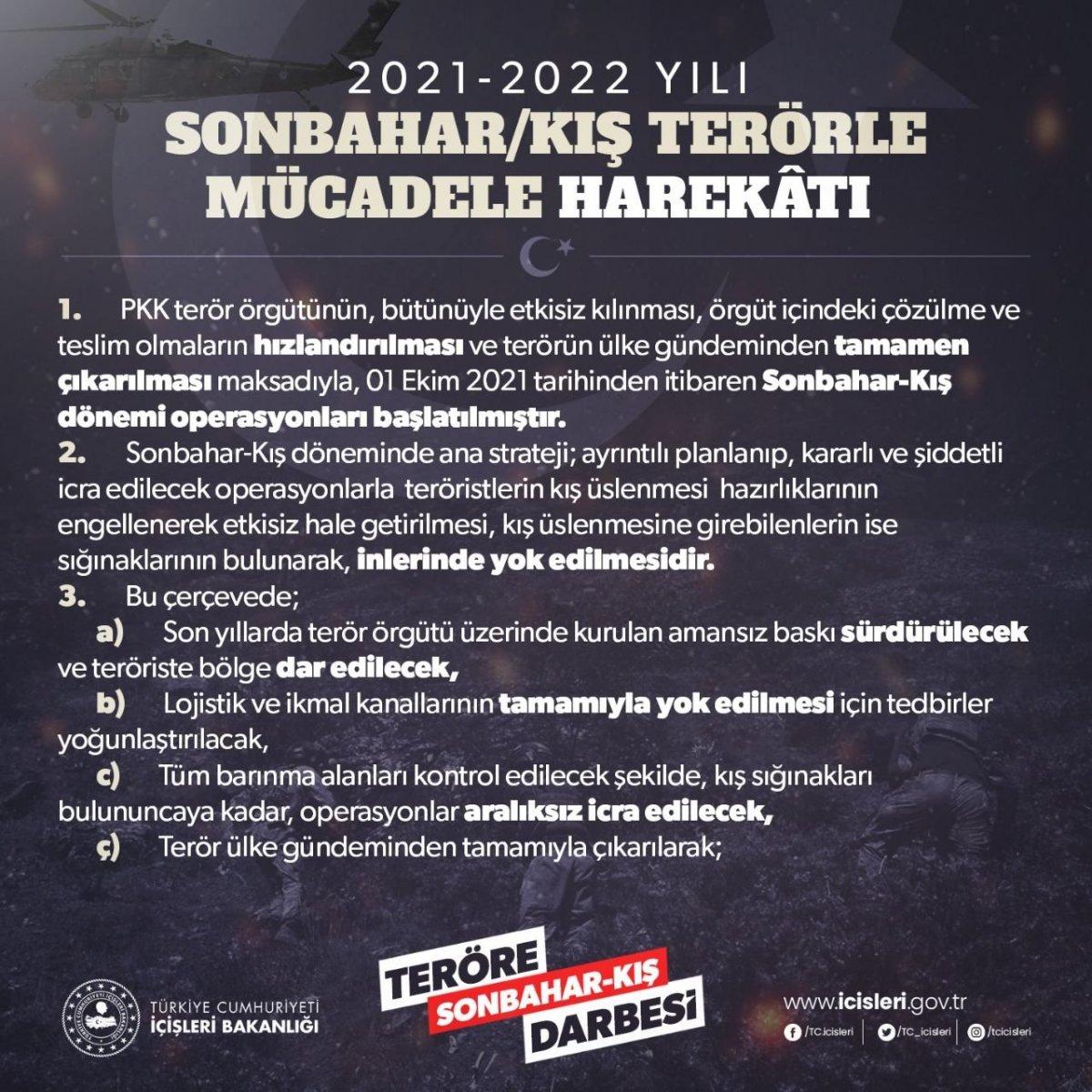 Bingöl, Muş ve Diyarbakır kırsalında Eren operasyonları başlatıldı  #4