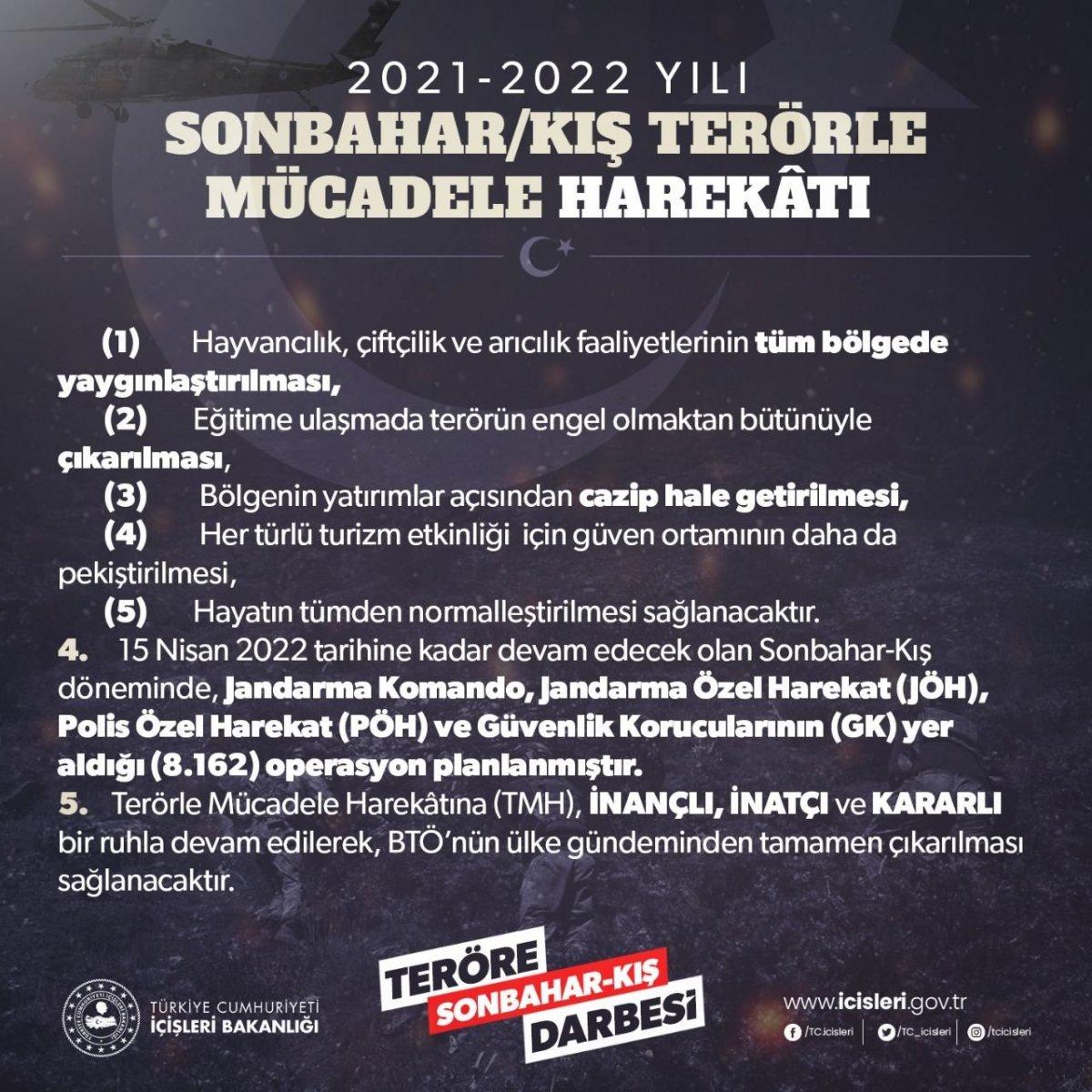 Bingöl, Muş ve Diyarbakır kırsalında Eren operasyonları başlatıldı  #5