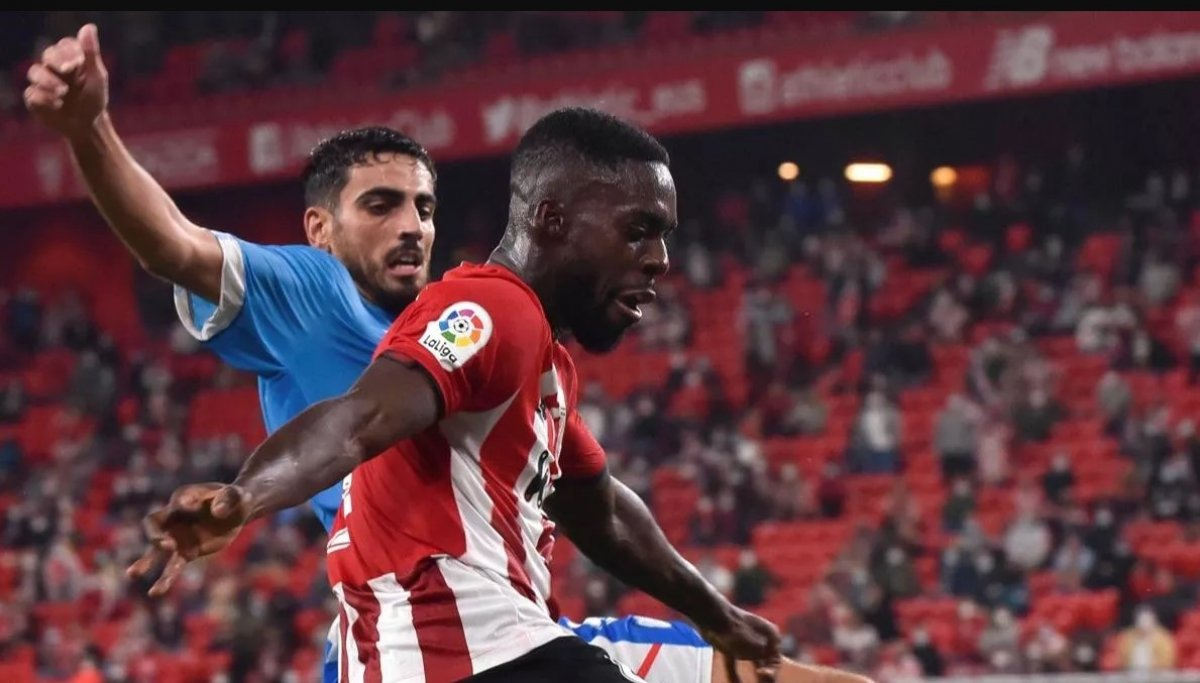 Inaki Williams, La Liga tarihine geçti #1