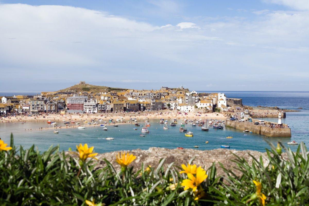 Yerli ve yabancı turistlerin uğrak yeri: Cornwall #1