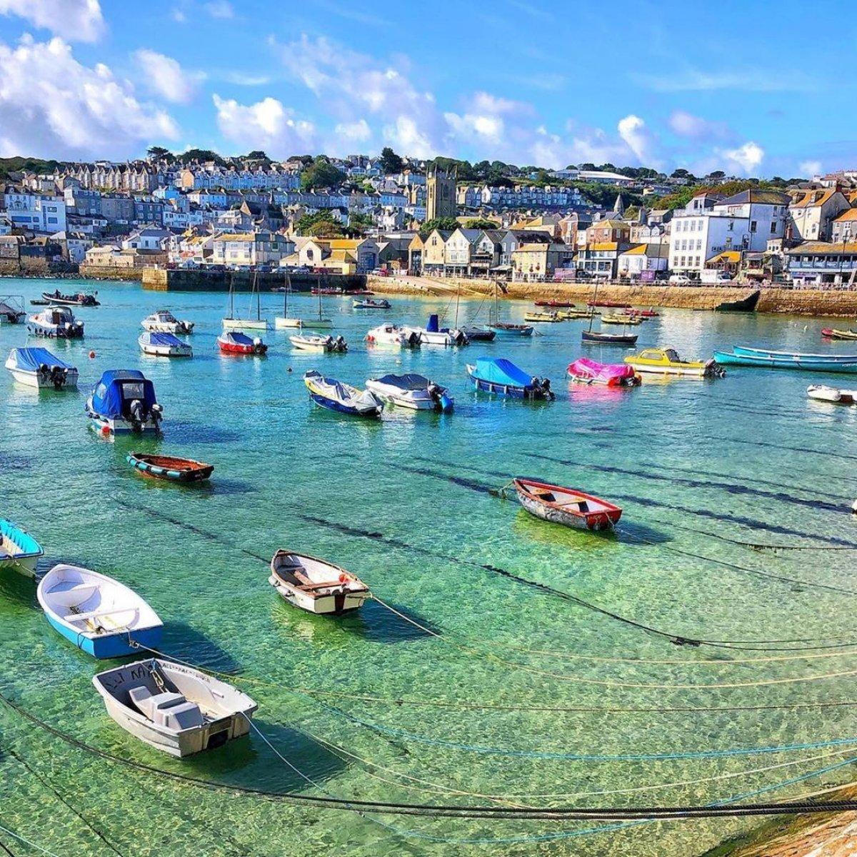 Yerli ve yabancı turistlerin uğrak yeri: Cornwall #5