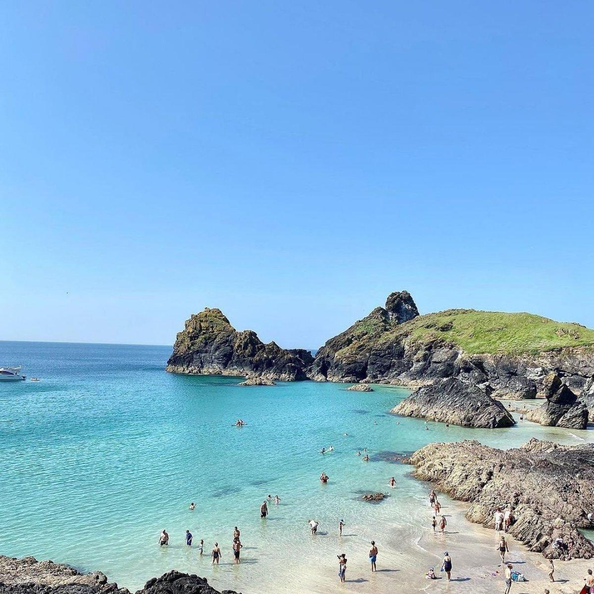 Yerli ve yabancı turistlerin uğrak yeri: Cornwall #4