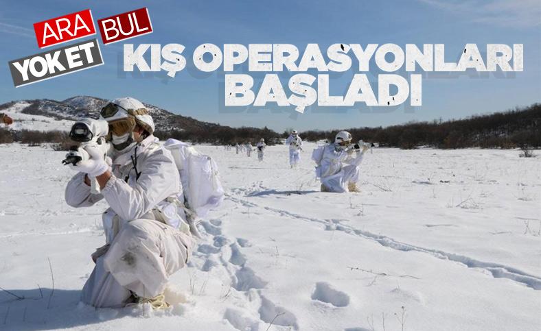 Bingöl, Muş ve Diyarbakır kırsalında Eren operasyonları başlatıldı