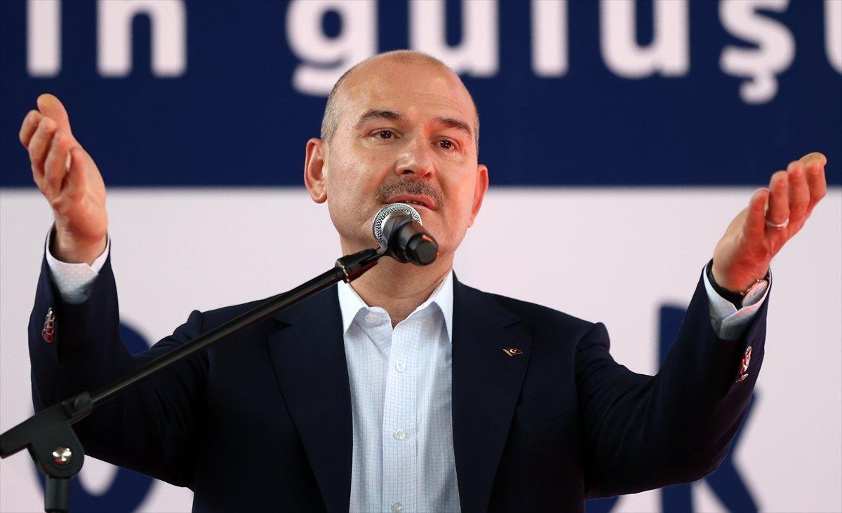 Süleyman Soylu, Bursa da yetim ve öksüz çocuklarla buluştu #2