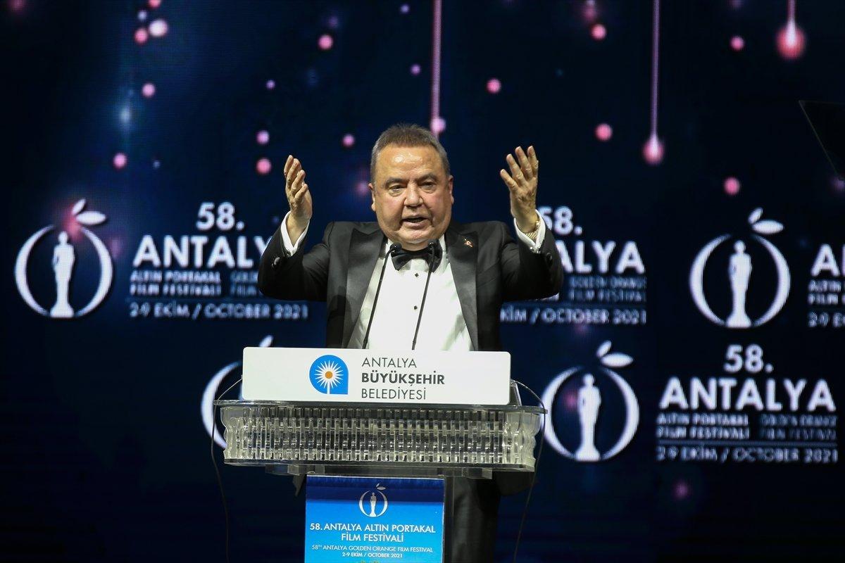 58. Antalya Altın Portakal Film Festivali başladı #2