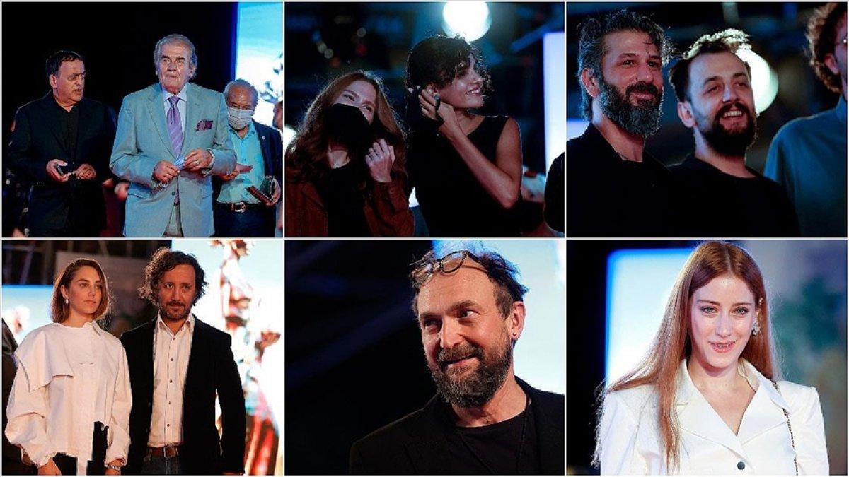 58. Antalya Altın Portakal Film Festivali başladı #1