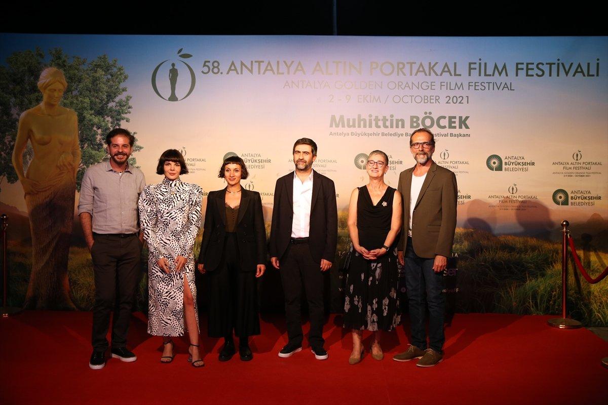 58. Antalya Altın Portakal Film Festivali başladı #7