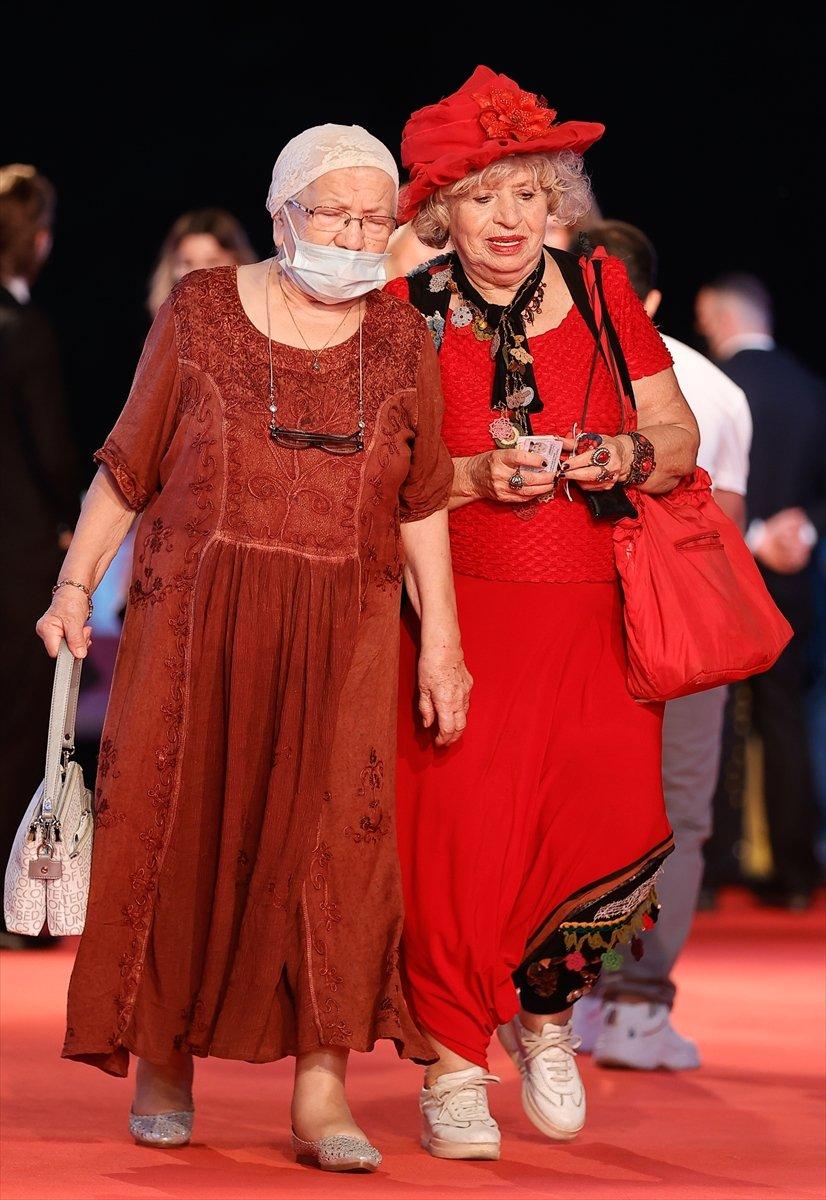 58. Antalya Altın Portakal Film Festivali başladı #11