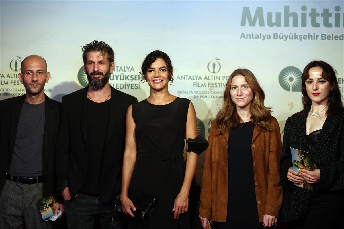58. Antalya Altın Portakal Film Festivali başladı #9