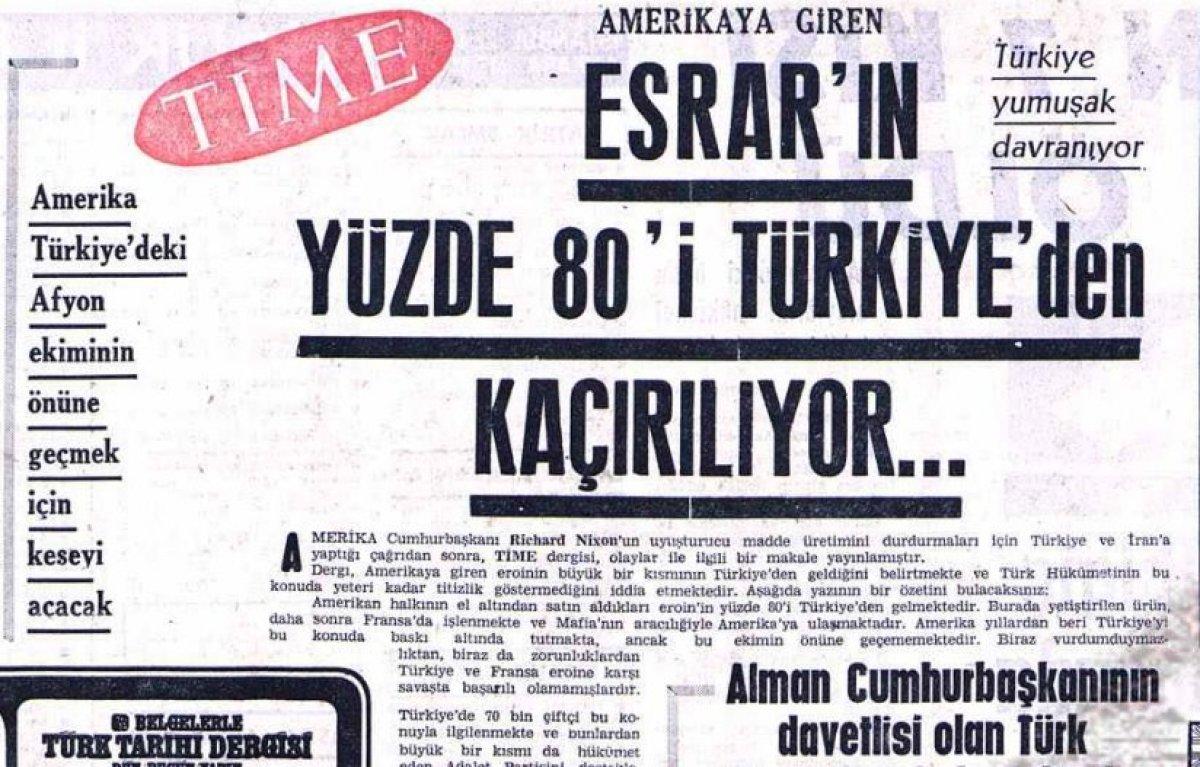 Vakanüvis, ABD den Türkiye ye yapılan silah ambargolarının tarihini yazdı #2