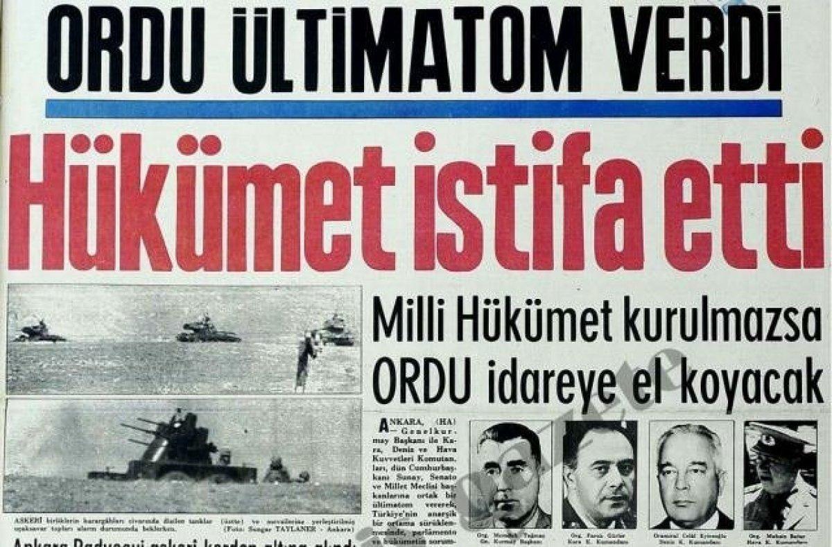 Vakanüvis, ABD den Türkiye ye yapılan silah ambargolarının tarihini yazdı #6