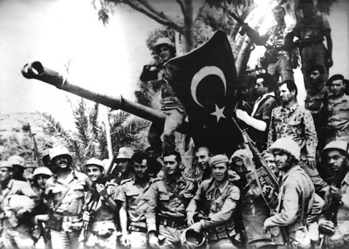 Vakanüvis, ABD den Türkiye ye yapılan silah ambargolarının tarihini yazdı #8