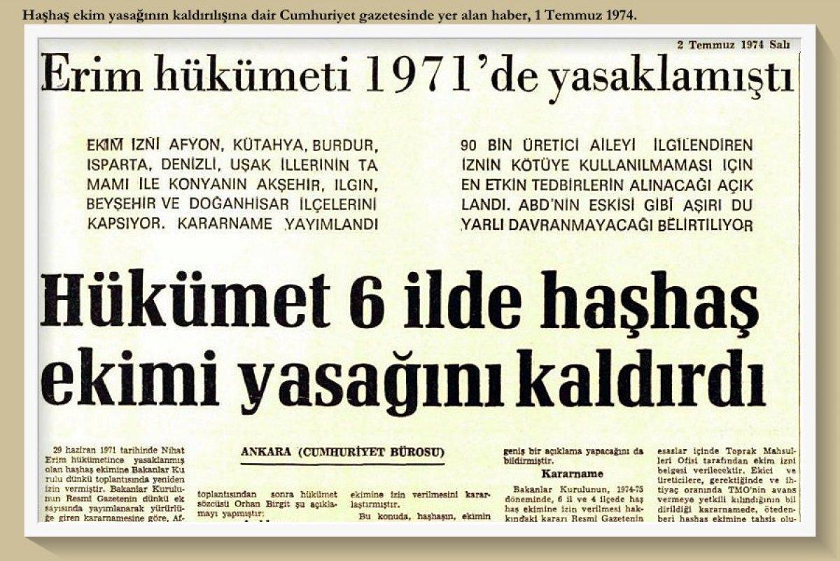 Vakanüvis, ABD den Türkiye ye yapılan silah ambargolarının tarihini yazdı #3