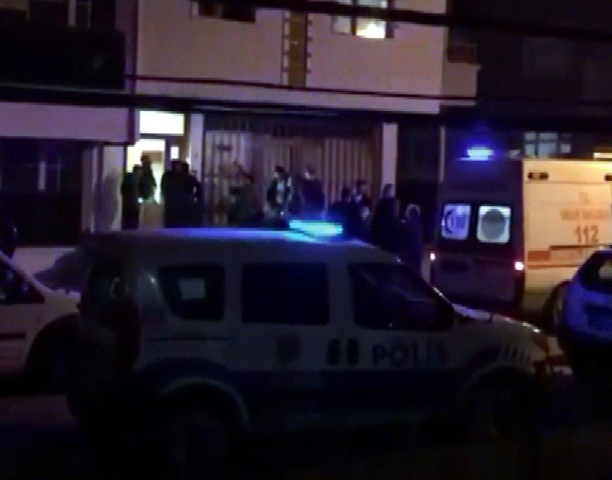Ankara da anlaşamadıklarıı tesisatçıyı silahla vurdular #1