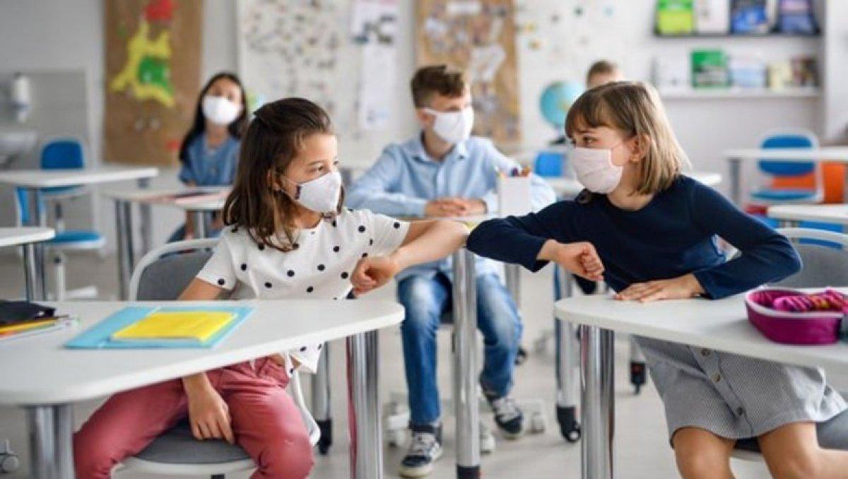 İlköğretim ve liselerde karantina süresi değişti! Karantina süresi kaç gün oldu? #1