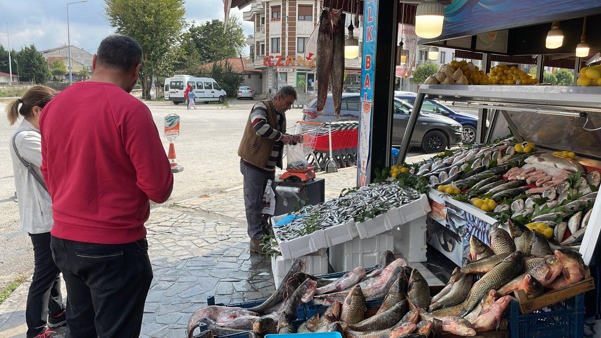 Batı Karadeniz de hamsi azaldı, palamut tezgahtaki yerini aldı #6