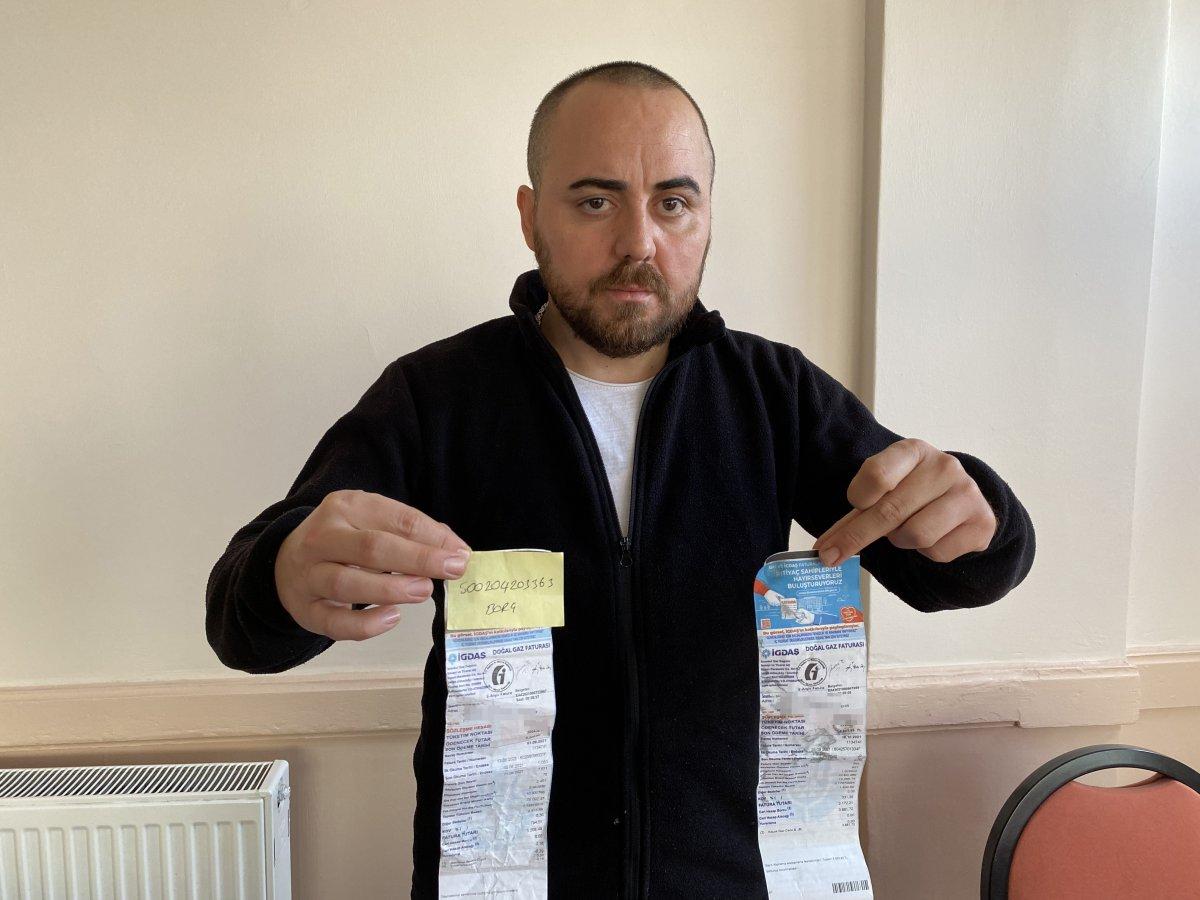 İstanbul da doğalgaz faturası 5 bin lira gelen adam bir şok daha yaşadı #3