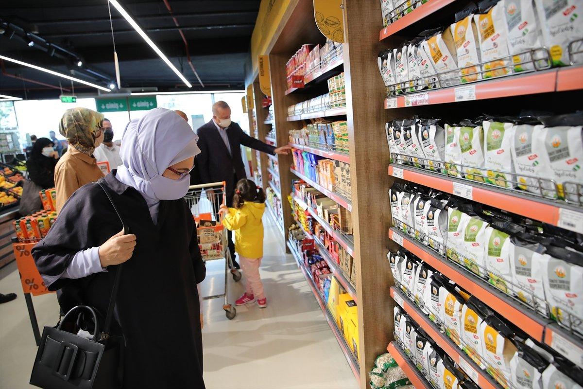 Cumhurbaşkanı Erdoğan: Türkiye genelinde 1000 kadar market açılacak #4