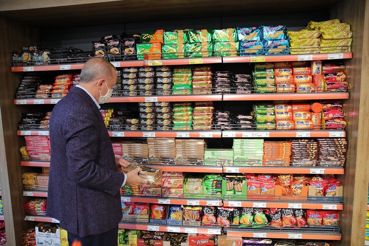 Cumhurbaşkanı Erdoğan: Türkiye genelinde 1000 kadar market açılacak #3