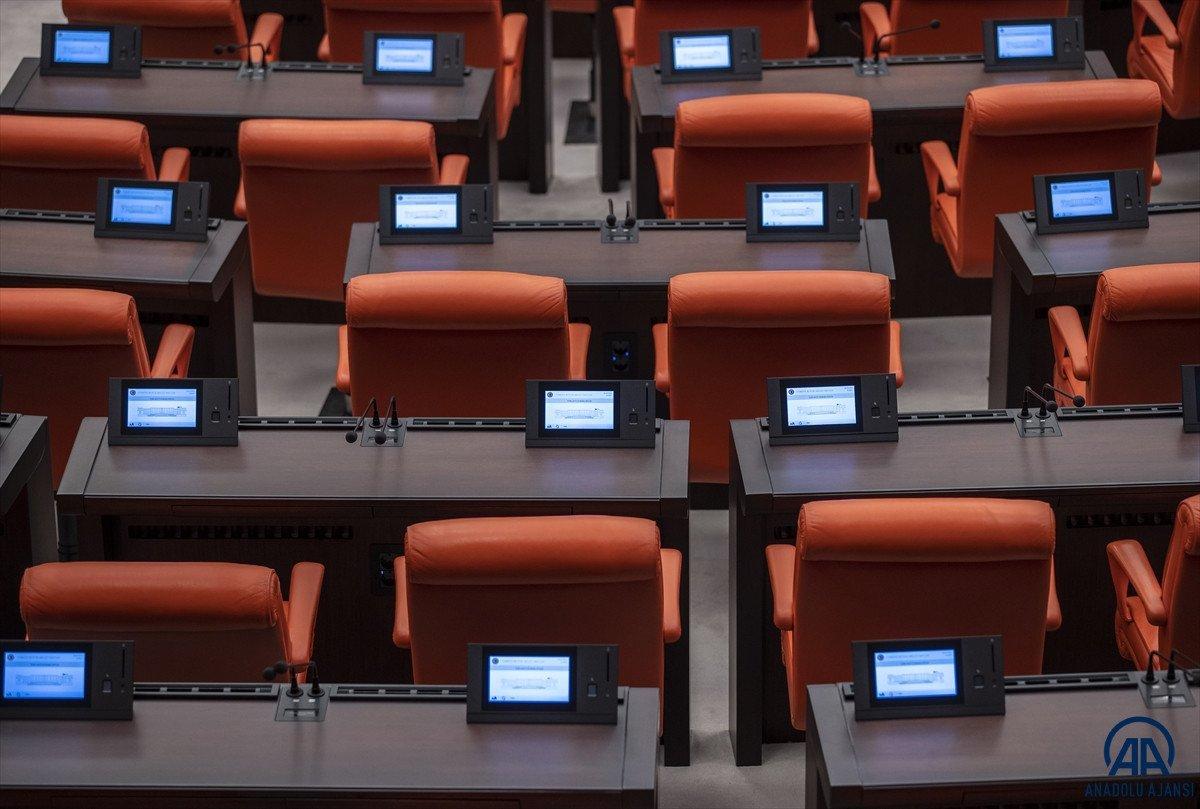 Meclis te milletvekillerinin stresi için yeni tedbirler alındı #2