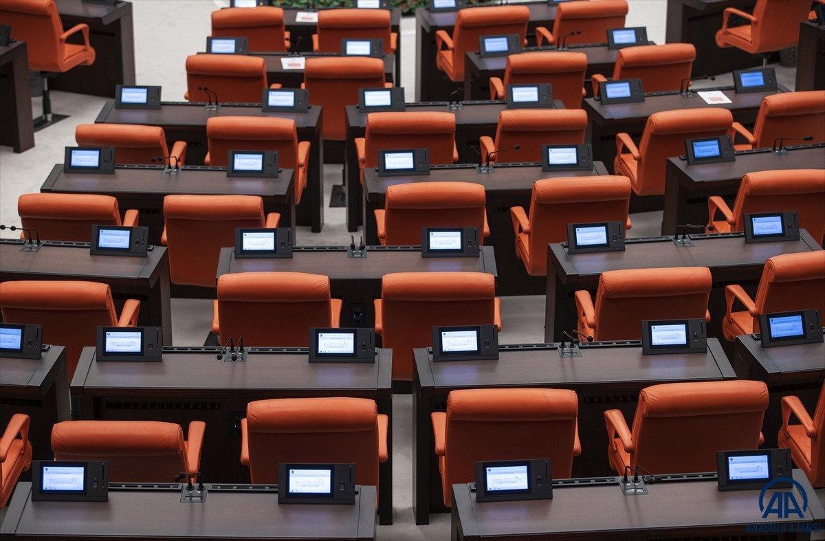 Meclis te milletvekillerinin stresi için yeni tedbirler alındı #4