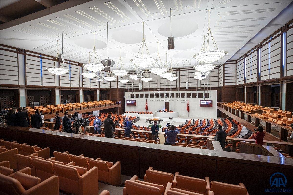 Meclis te milletvekillerinin stresi için yeni tedbirler alındı #1