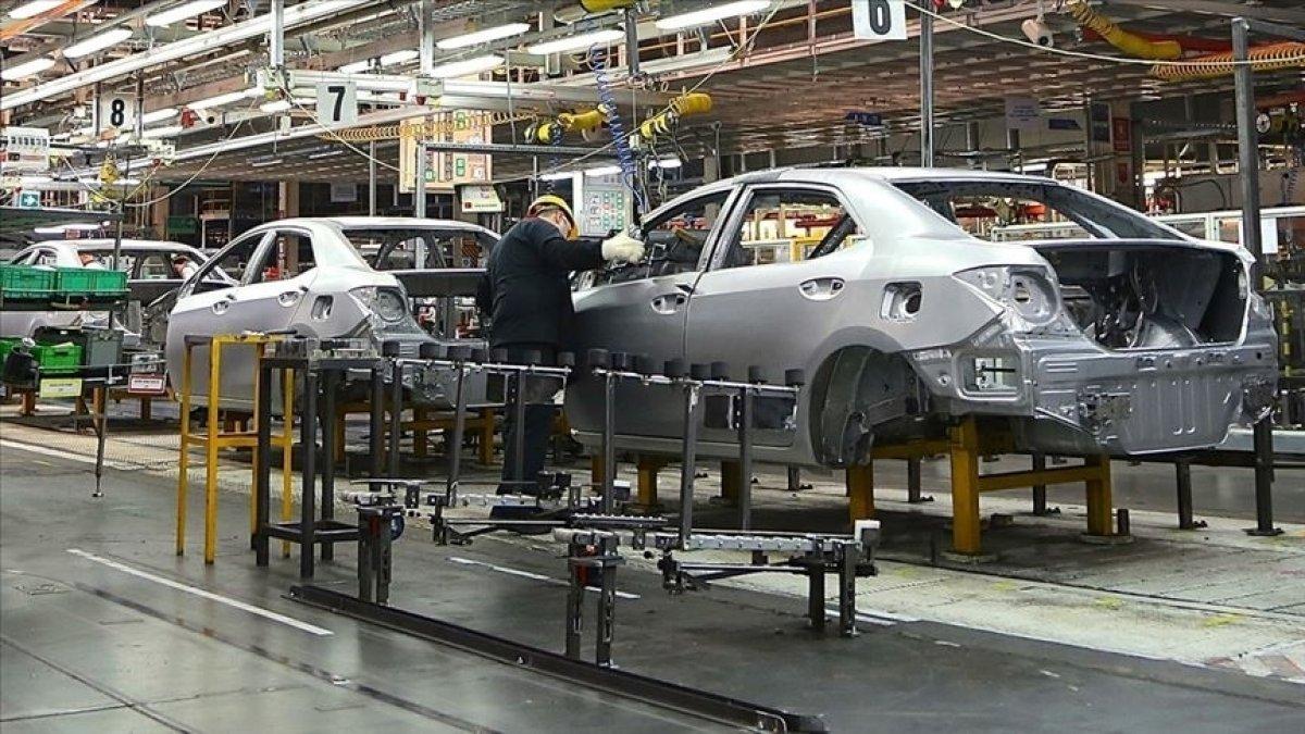 Otomotiv endüstrisi eylülde 2.5 milyar dolarlık ihracat yaptı #2