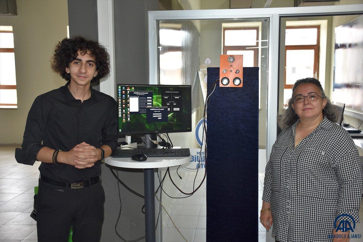 TEKNOFEST birincisi İsmail Konak, temiz enerji üreten teknolojiler geliştirmek istiyor #3