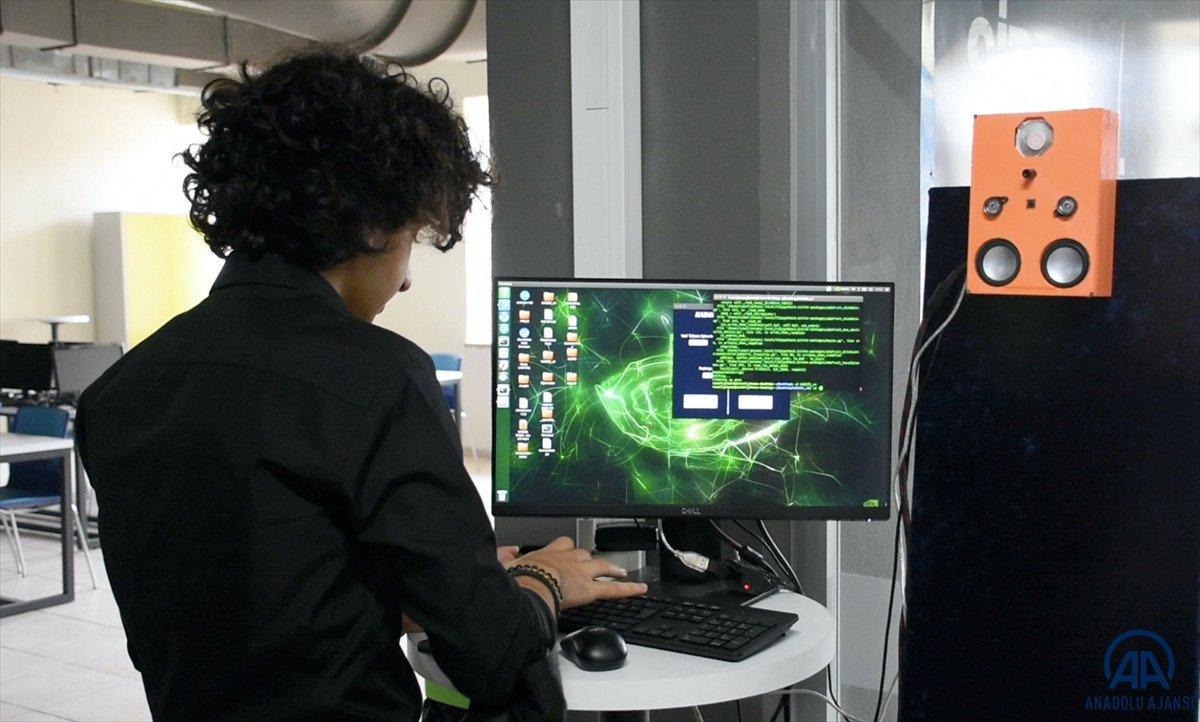 TEKNOFEST birincisi İsmail Konak, temiz enerji üreten teknolojiler geliştirmek istiyor #2