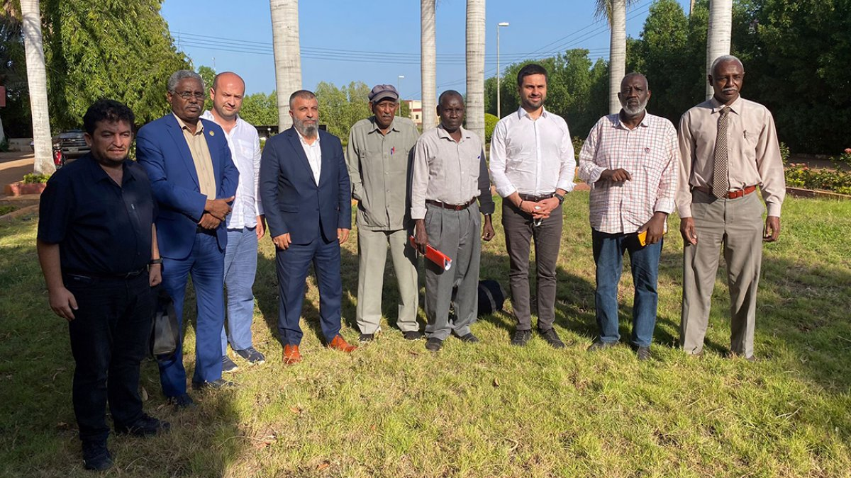 Türk tohumu Sudan da üretilecek #1