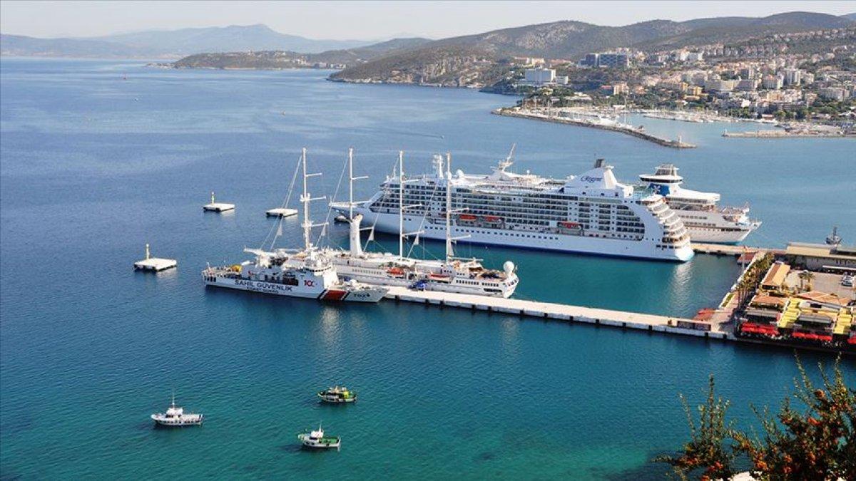 Yunanistan ile Türkiye turistik gemi seferleri yeniden başlıyor #4