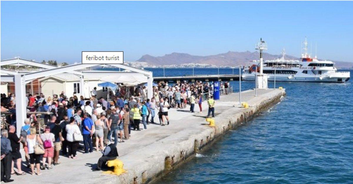 Yunanistan ile Türkiye turistik gemi seferleri yeniden başlıyor #1