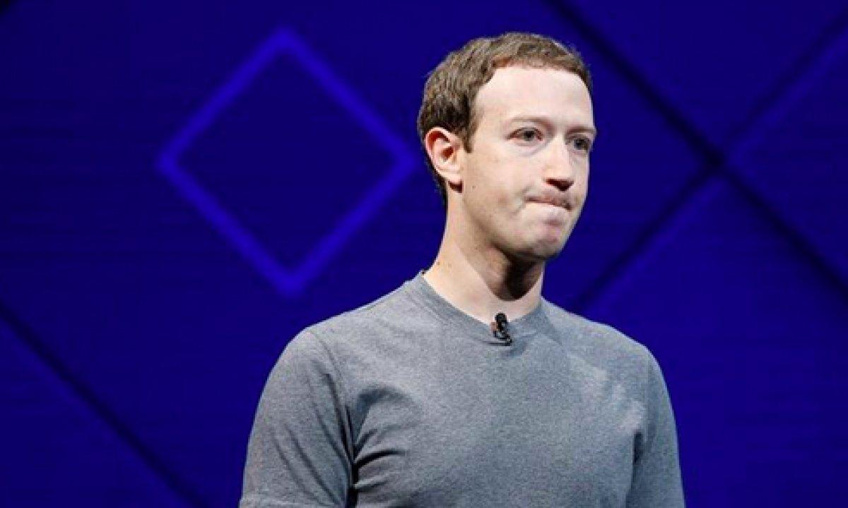 Facebook hisseleri değer kaybetti  #3