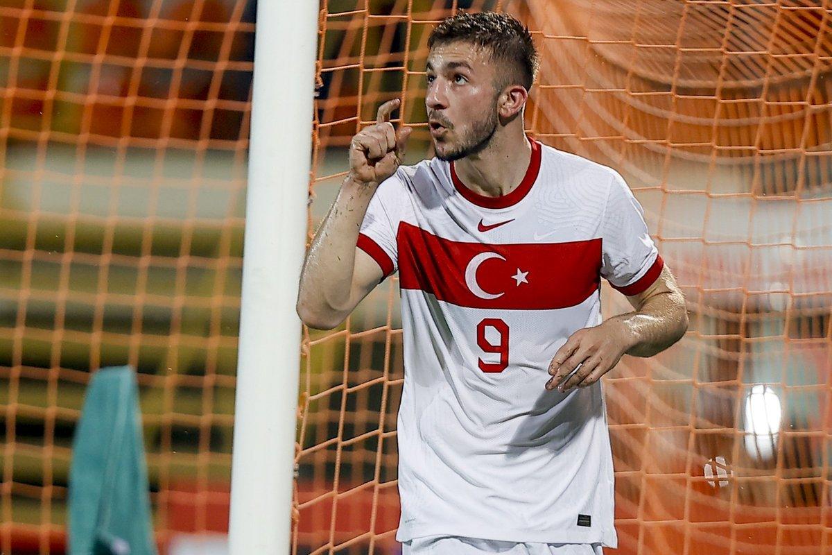 Halil Dervişoğlu, A Milli Takım aday kadrosuna davet edildi #1