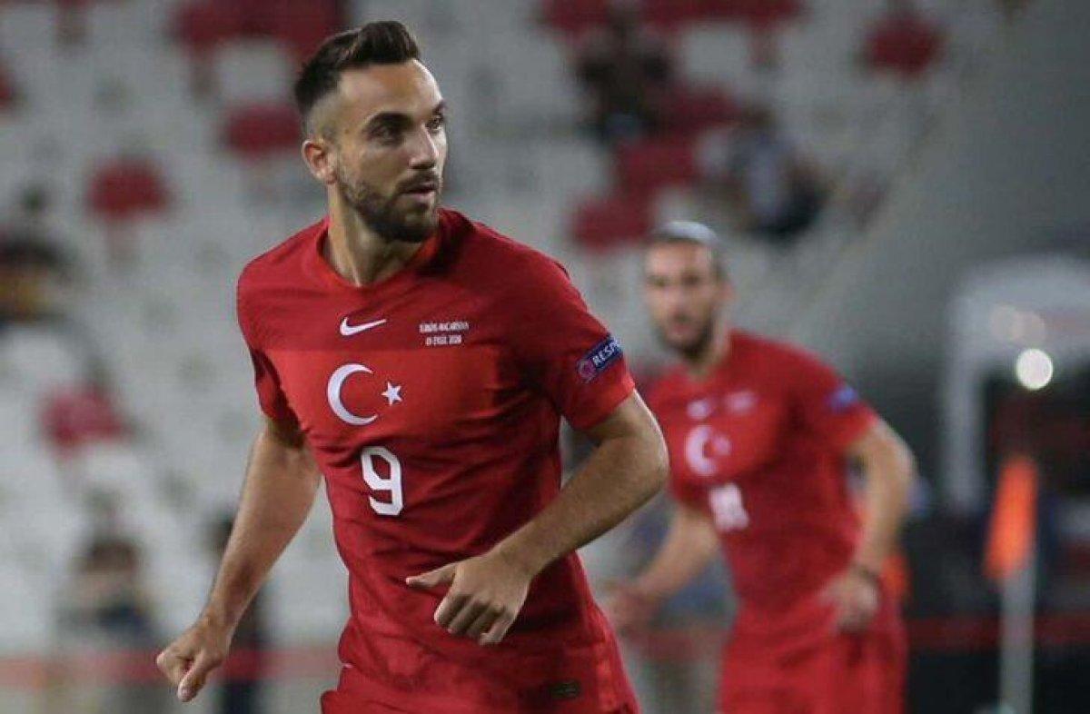 Halil Dervişoğlu, A Milli Takım aday kadrosuna davet edildi #2