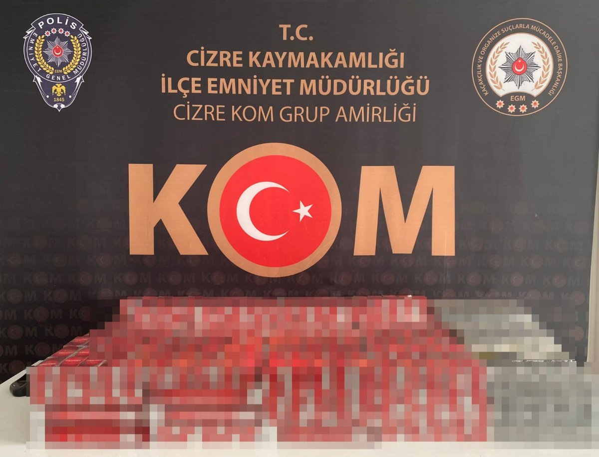 Şırnak ta terör finansçılarına darbe: 84 gözaltı #3