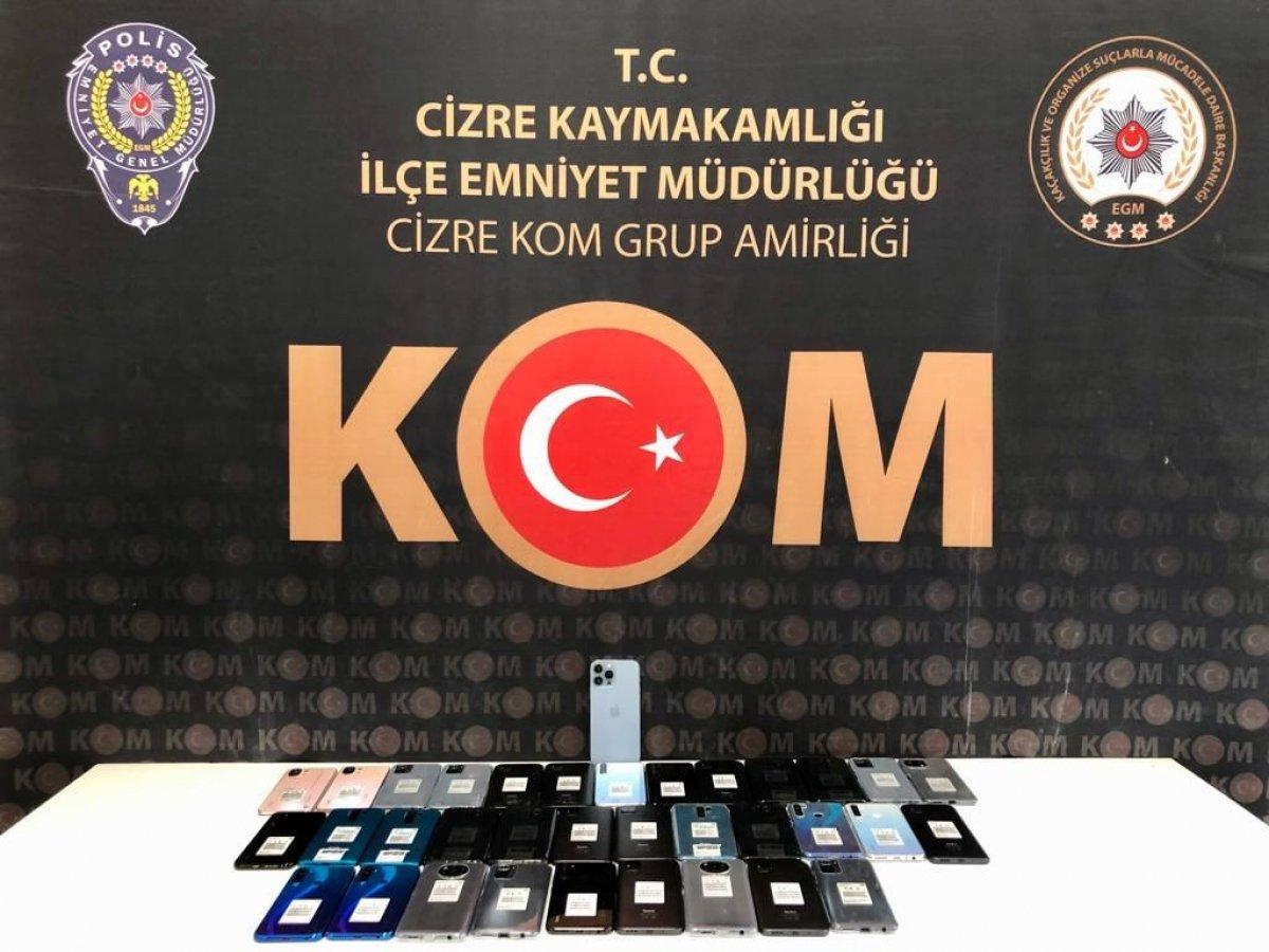 Şırnak ta terör finansçılarına darbe: 84 gözaltı #2
