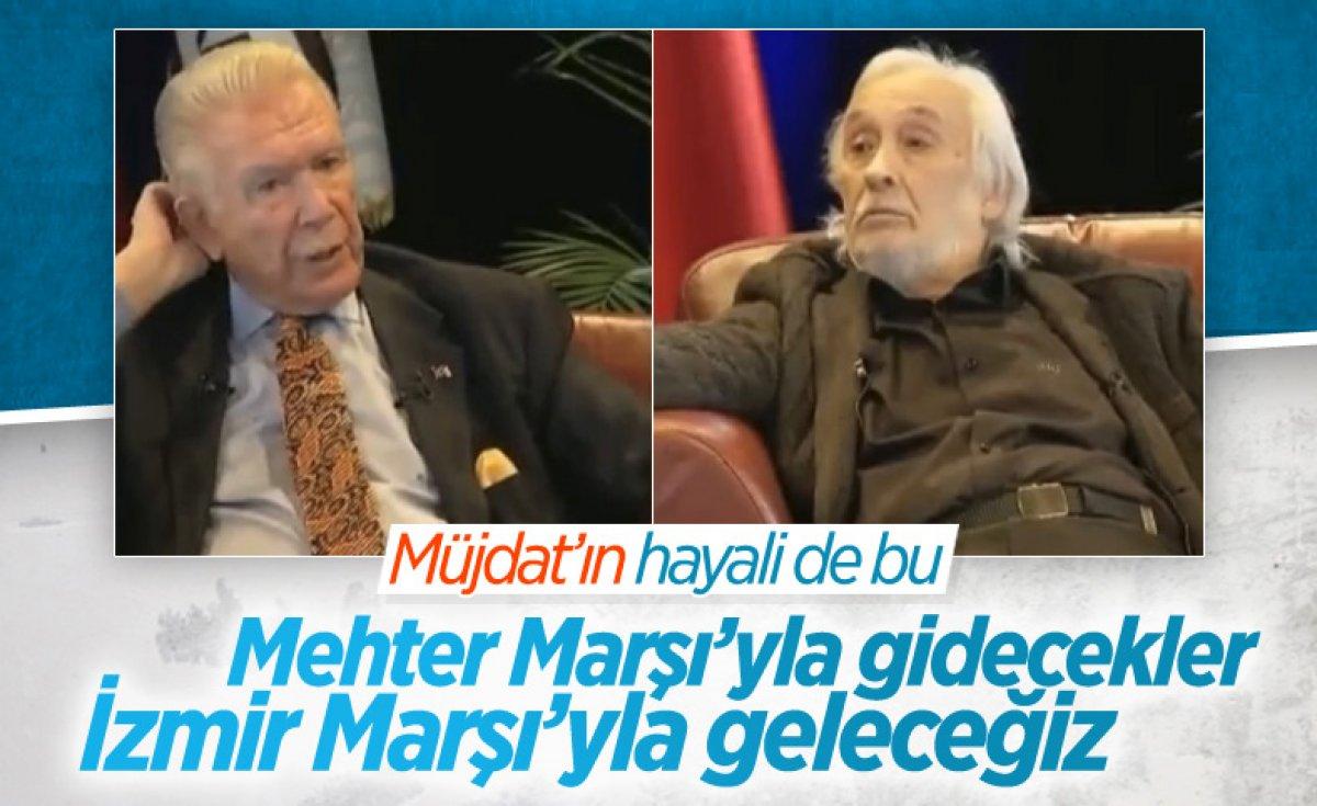 Uğur Dündar dan Müjdat Gezen in İzmir Marşı ile geleceğiz sözlerine destek #2