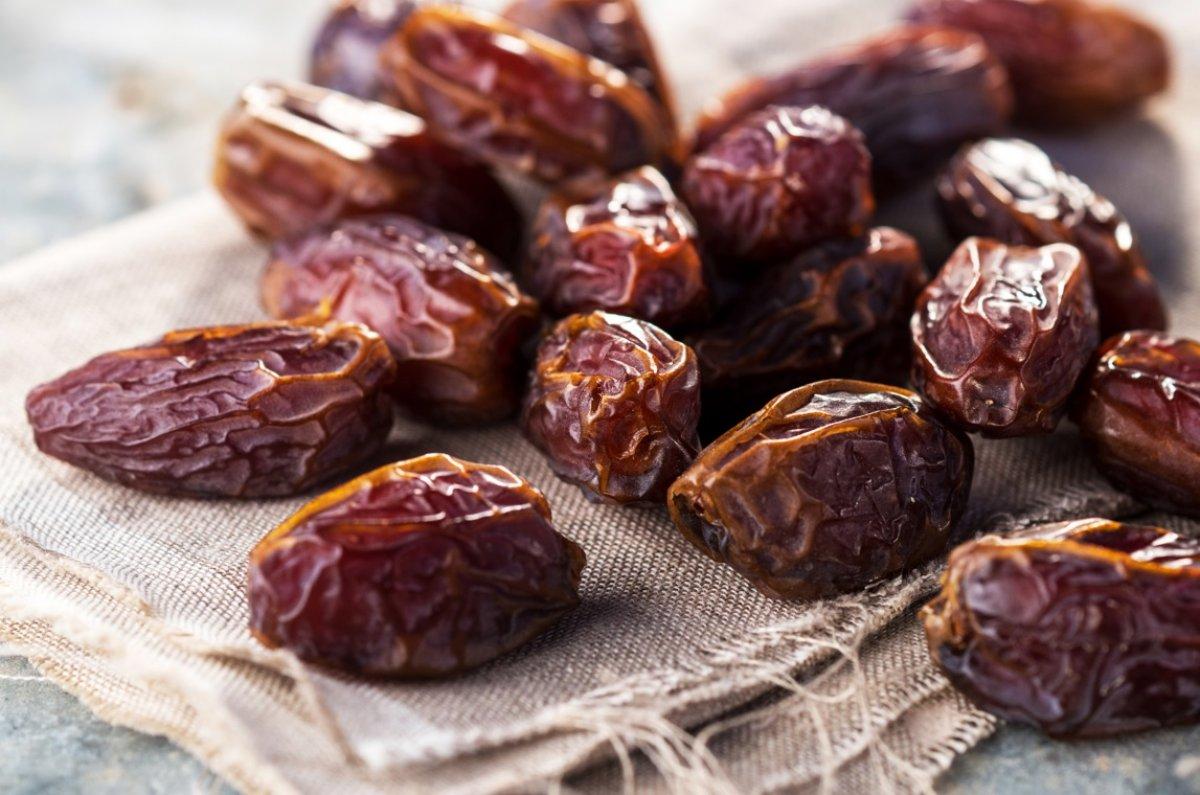 6 bin yıldan fazla geçmişi olan doğal bir tatlandırıcı: Hurma #1