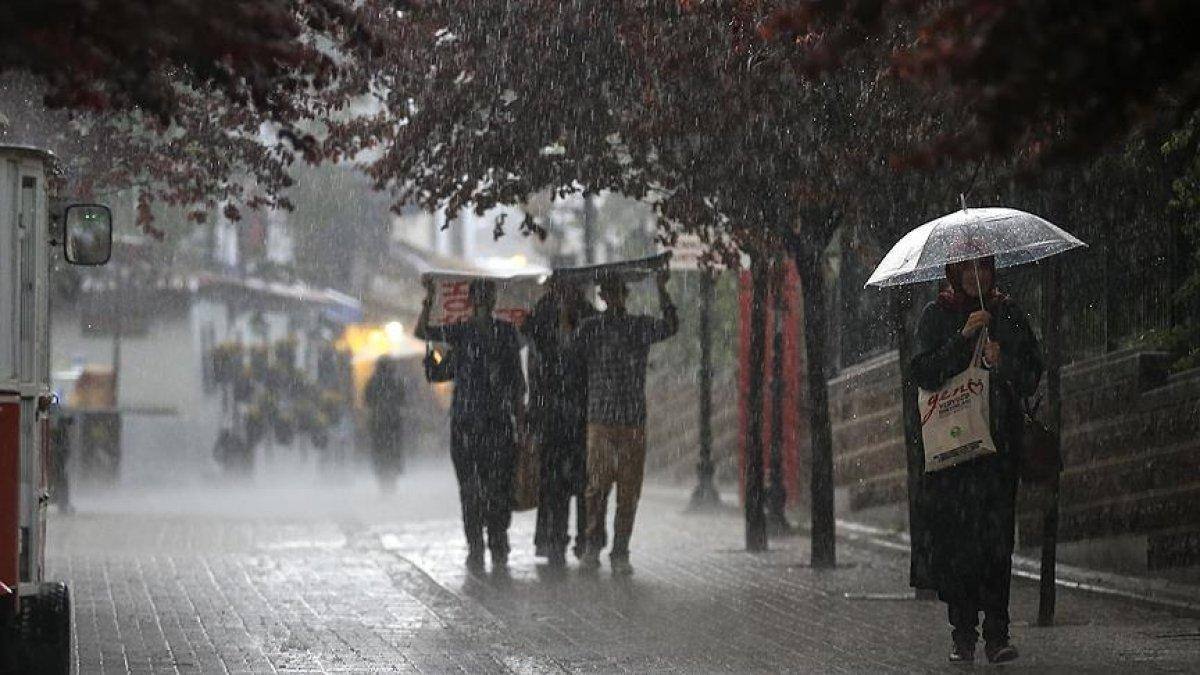 Karadeniz için kuvvetli yağış uyarısı #4