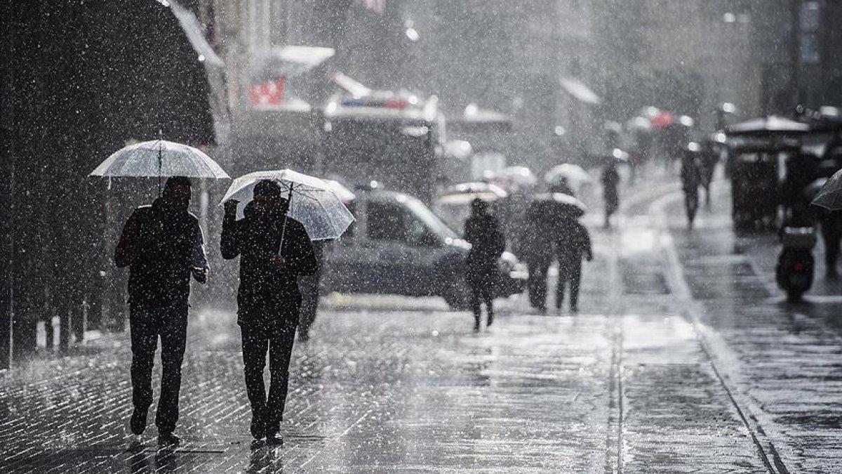 Karadeniz için kuvvetli yağış uyarısı #2