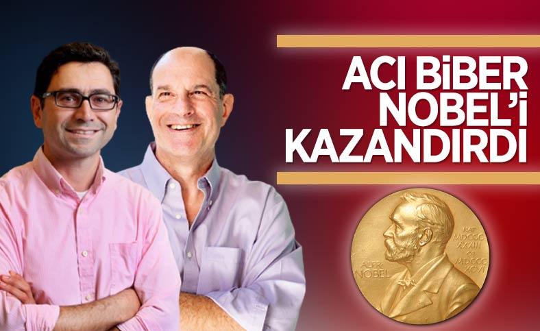 Yedikleri acı biber, Nobel Tıp Ödülü'nü kazandırdı